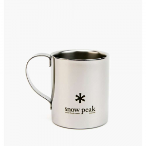 photo: Snow Peak Stainless Double 240 Mug cup/mug