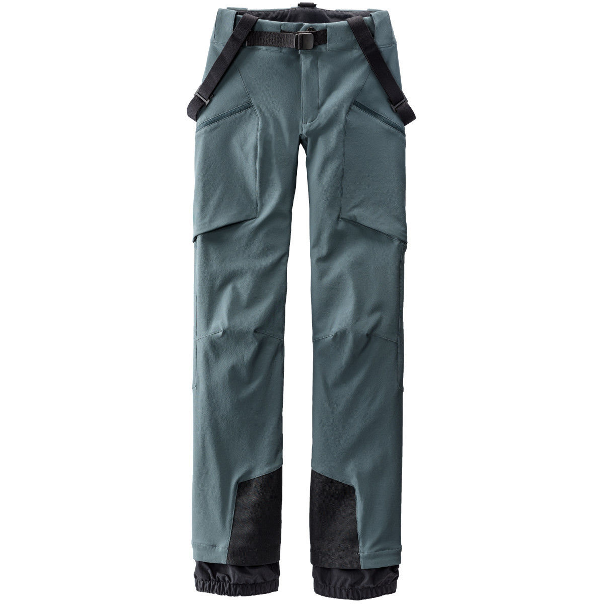 photo: Black Diamond Women's Dawn Patrol Pants soft shell pant