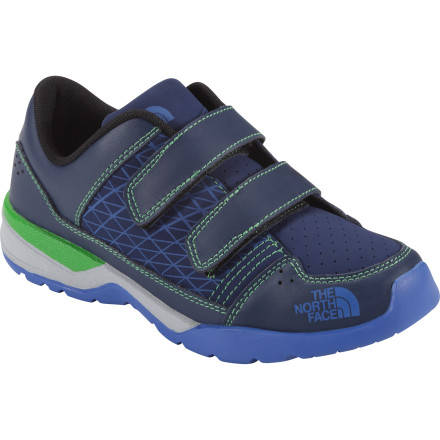 photo: The North Face Boys' Shifter Shoe trail running shoe