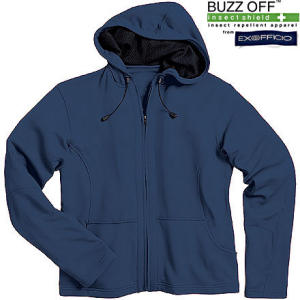 ExOfficio BUZZ OFF Zip Hoody