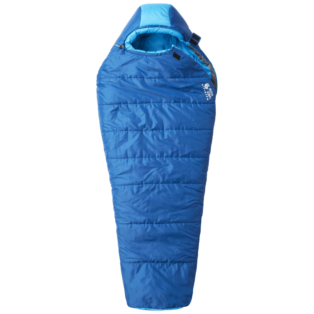 photo: Mountain Hardwear Women's Bozeman Flame 20 3-season synthetic sleeping bag