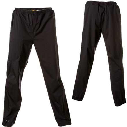 photo: GoLite Tumalo Pertex 2.5-Layer Storm Pant waterproof pant