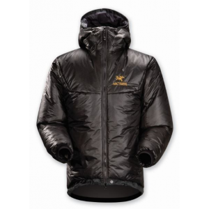 photo: Arc'teryx Dually Belay Jacket synthetic insulated jacket