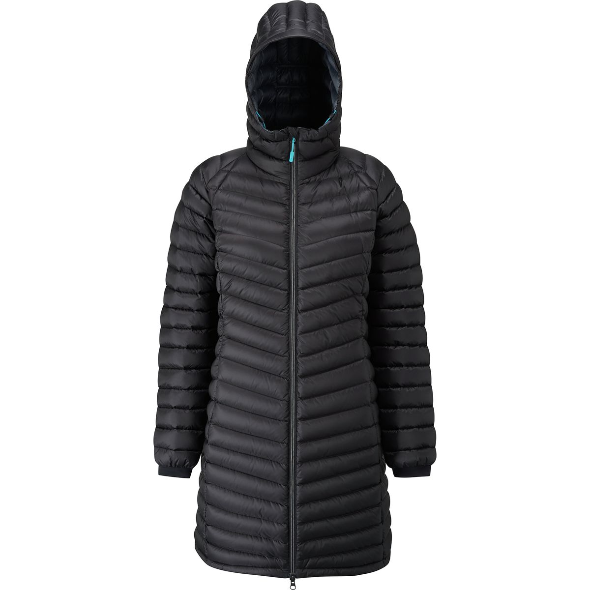 photo: Rab Microlight Parka down insulated jacket