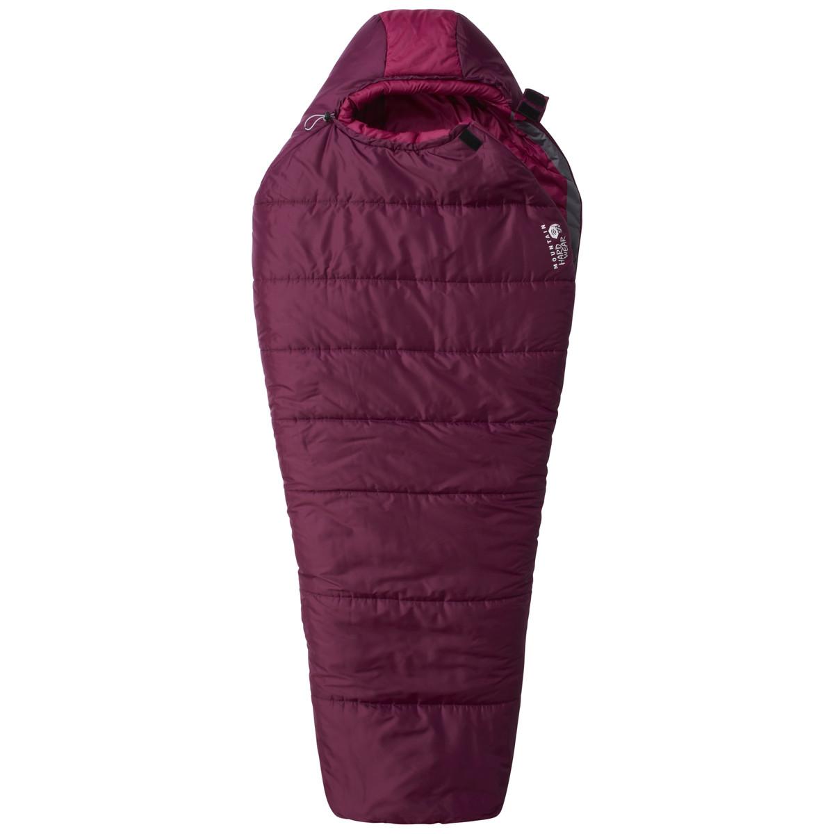 photo: Mountain Hardwear Women's Bozeman Torch 0 3-season synthetic sleeping bag