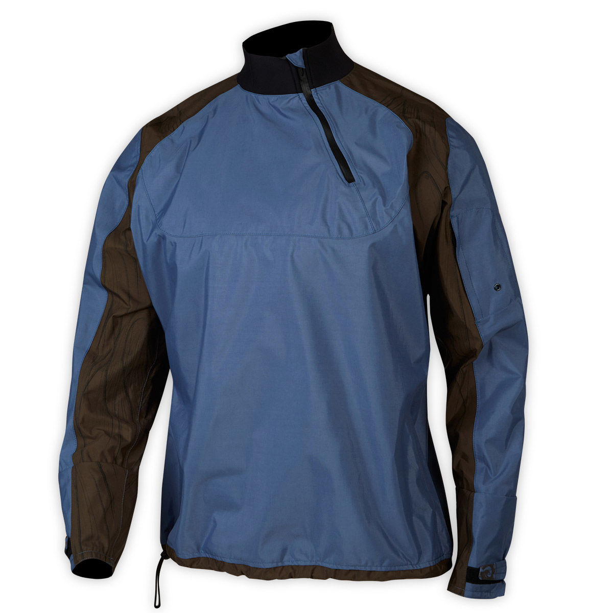 photo: Bomber Gear Edisto Splash Top long sleeve paddling shirt