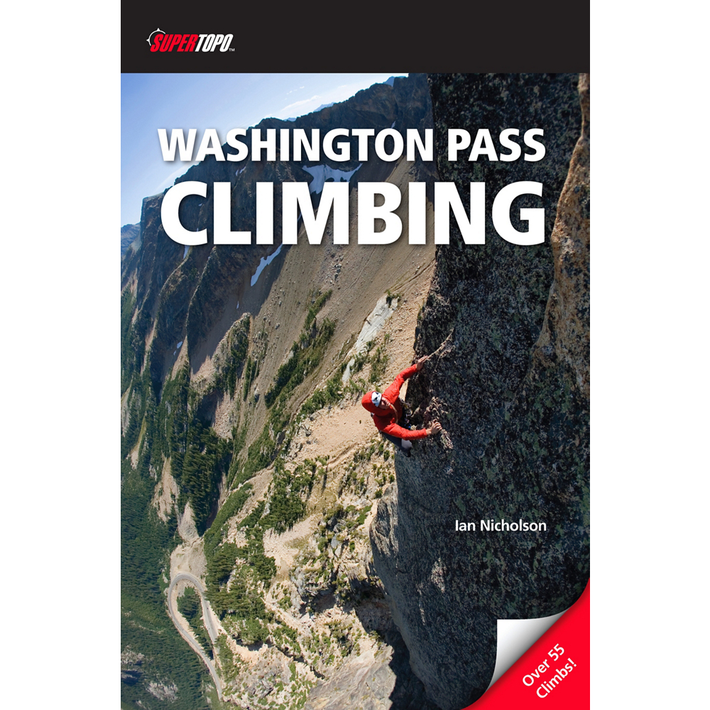 SuperTopo Washington Pass Climbing