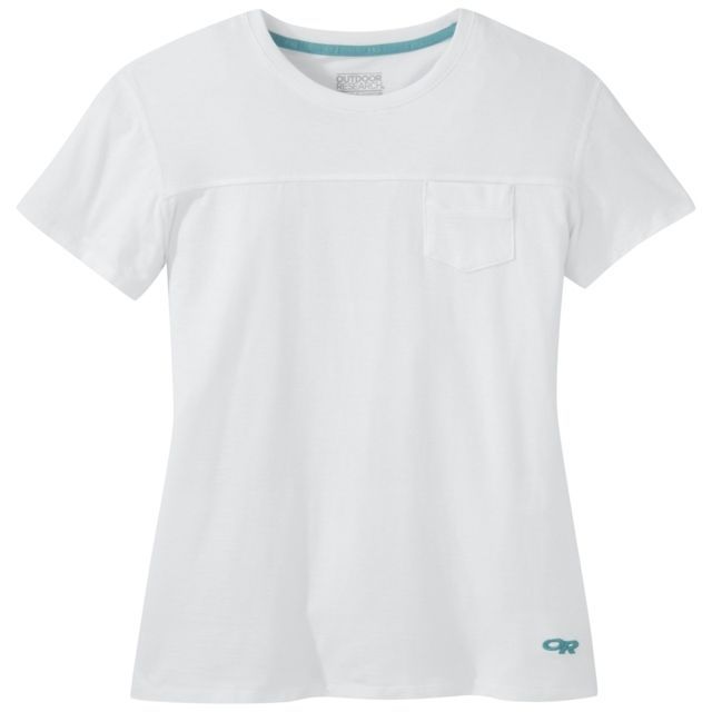 photo: Outdoor Research Women's Axis S/S Tee short sleeve performance top