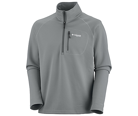 photo: Columbia Day Breaker Half Zip fleece top