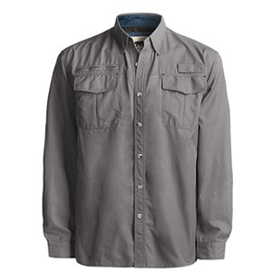 photo: Kenyon Grizzly Kenyon Quick Dry Shirt - Long Sleeve hiking shirt