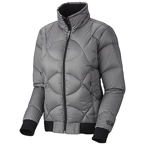 photo: Mountain Hardwear Caramella Jacket down insulated jacket