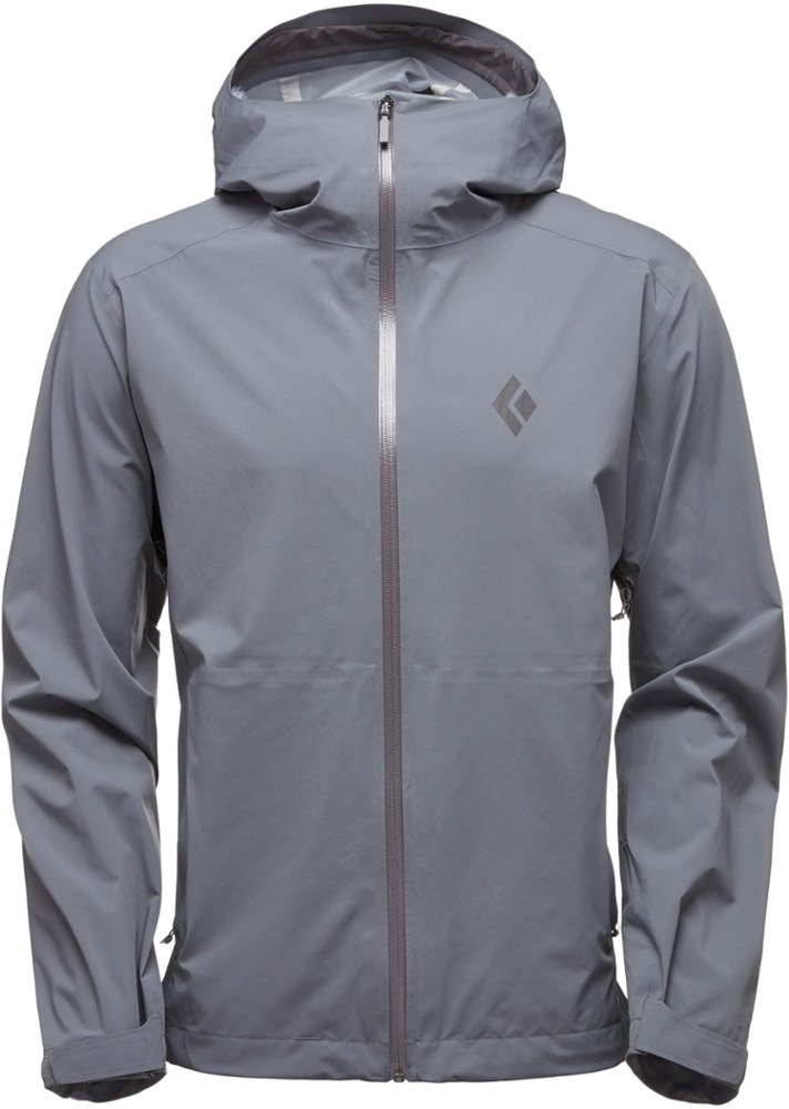 photo: Black Diamond StormLine Stretch Rain Shell waterproof jacket
