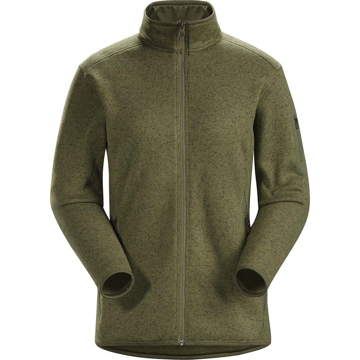 photo: Arc'teryx Women's Covert Cardigan fleece jacket