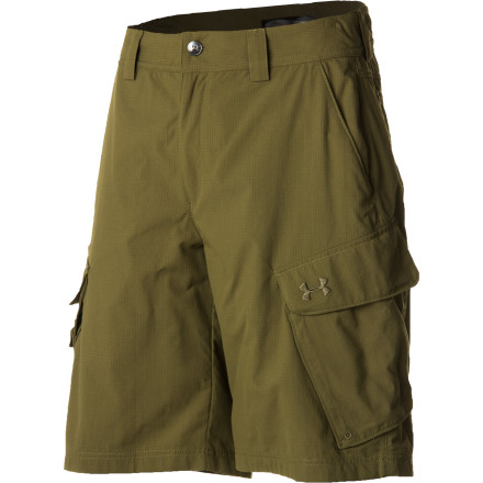 photo: Under Armour Guide III Short hiking short