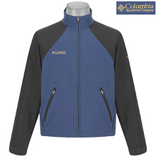 photo: Columbia Cloud Forest Jacket soft shell jacket