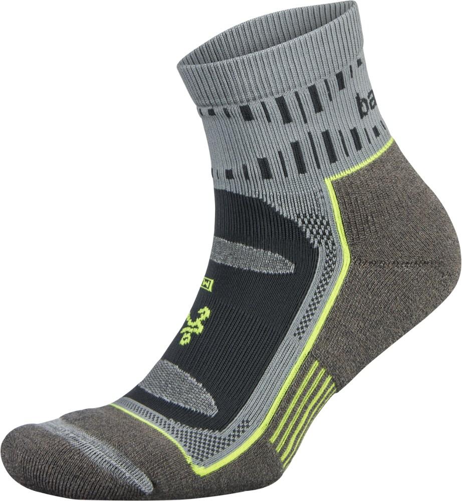 photo: Balega Blister Resist Quarter running sock