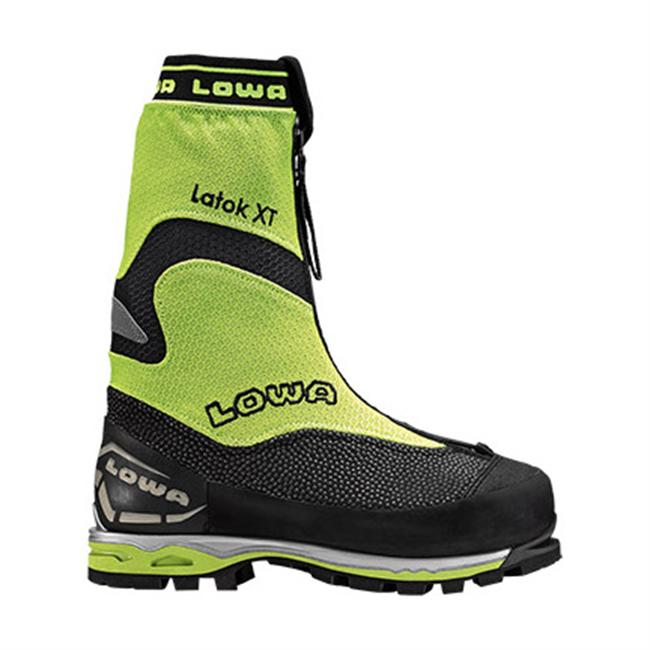 photo: Lowa Latok XT mountaineering boot