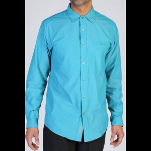 photo: ExOfficio Trip'r Long-Sleeve Shirt hiking shirt