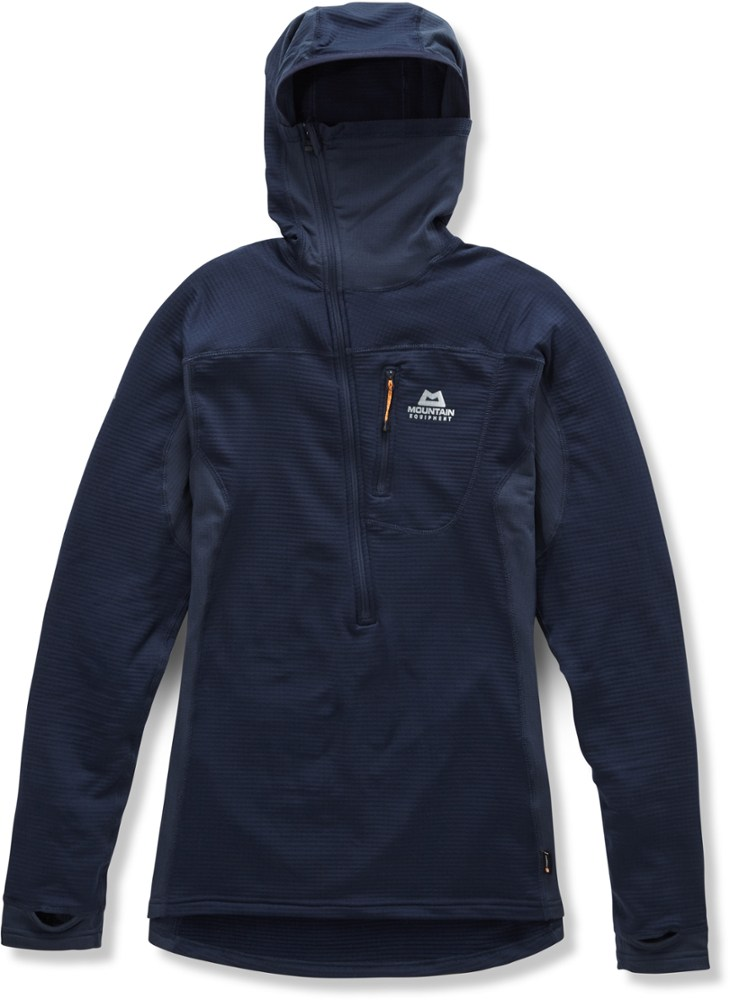 Mountain Equipment Eclipse Hooded Zip-T