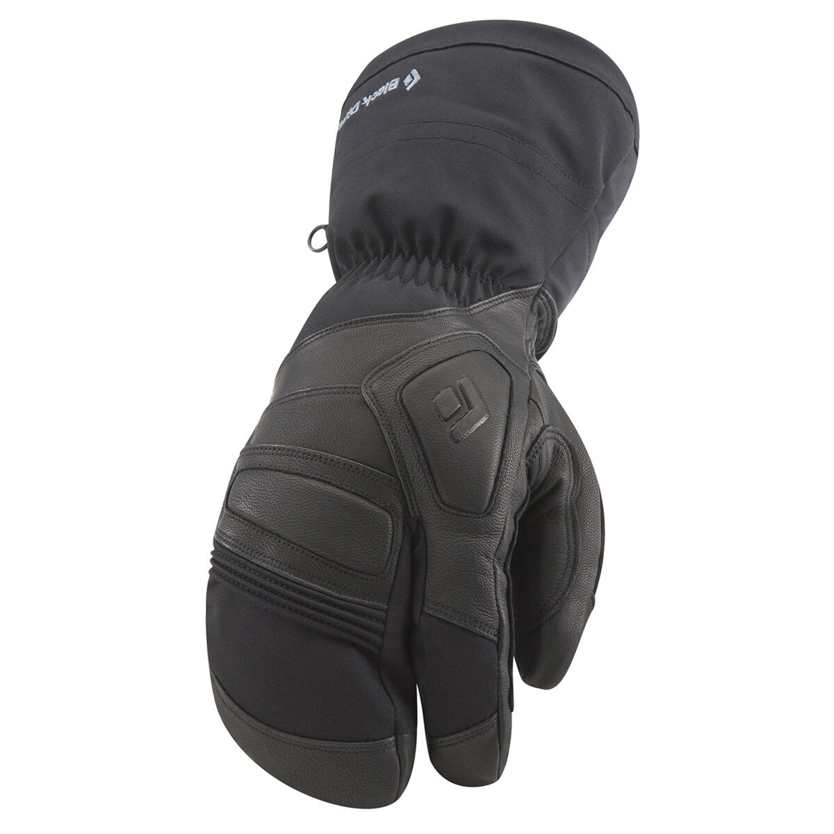 photo: Black Diamond Guide Finger Glove insulated glove/mitten
