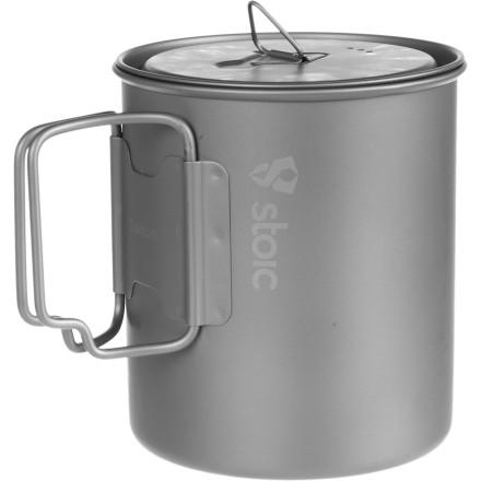 photo: Stoic Ti Kettle kettle