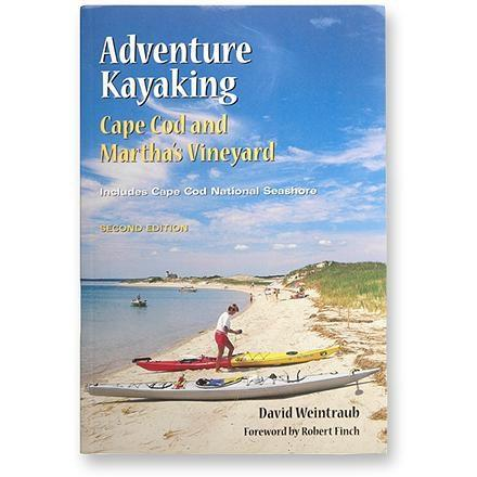 Wilderness Press Adventure Kayaking - Cape Cod and Martha's Vineyard