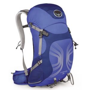 photo: Osprey Stratos 26 daypack (under 35l)