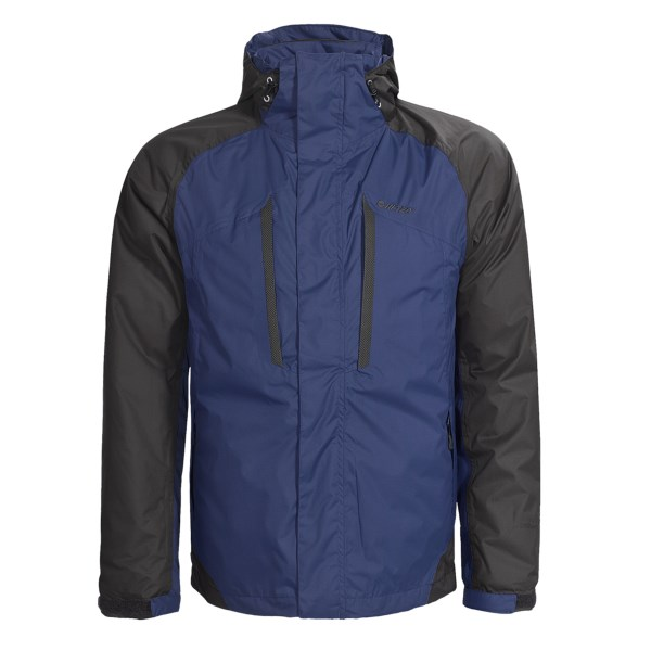 photo: Hi-Tec Sandstone Peak Parka component (3-in-1) jacket