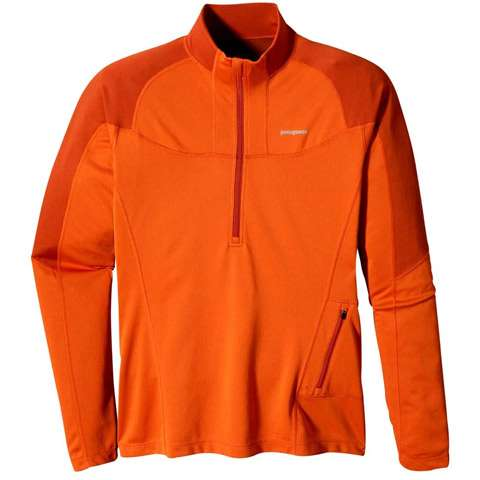 photo: Patagonia Men's Long-Sleeved Runshade Top long sleeve performance top