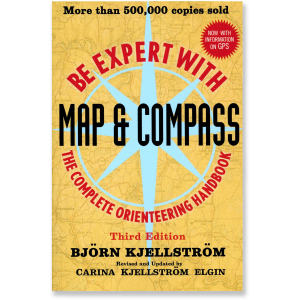 Wiley Be Expert with Map and Compass