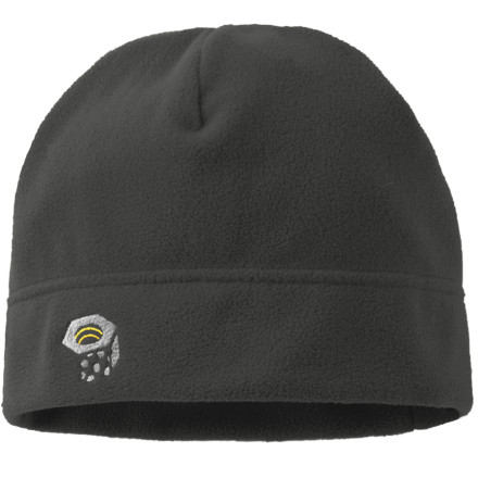photo: Mountain Hardwear Kids' Micro Dome winter hat