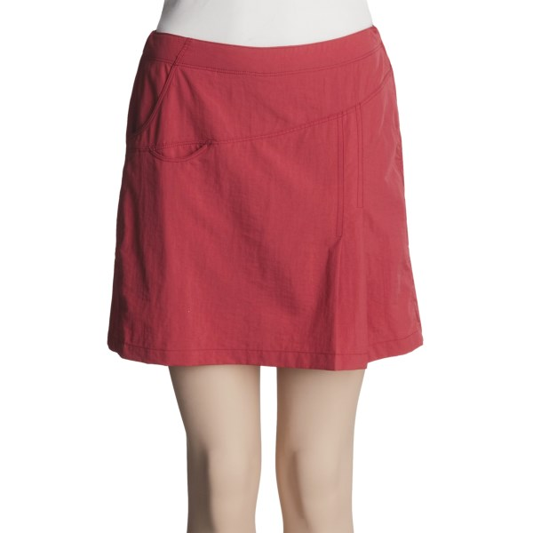 photo: Royal Robbins Cabo Skort hiking skirt