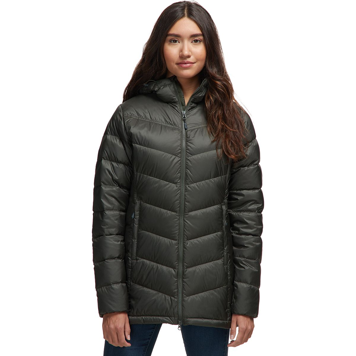 photo: Outdoor Research Transcendent Down Parka down insulated jacket
