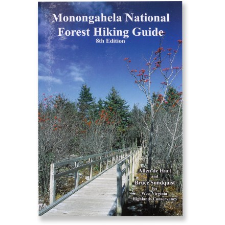 photo of a West Virginia Highlands Conservancy us south guidebook