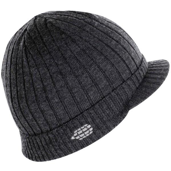 photo: ExOfficio Venture Wool Brimmed Cap winter hat