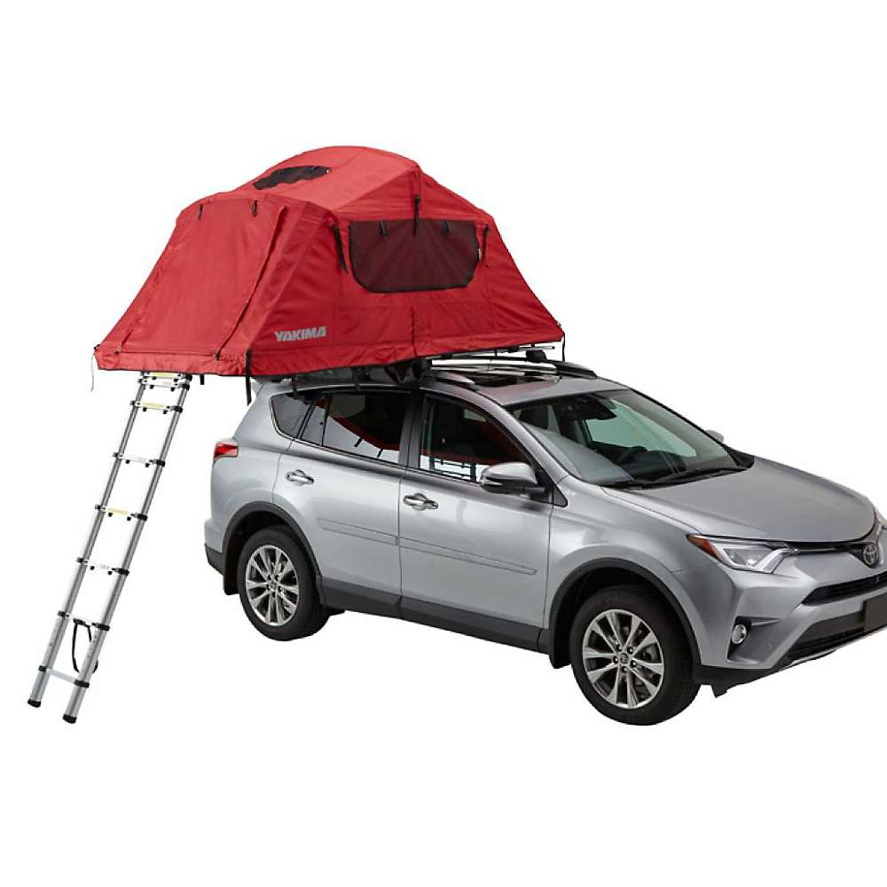 photo: Yakima SkyRise Tent Small roof-top tent