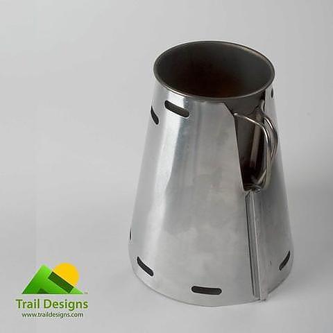 photo: Trail Designs Caldera Cone System alcohol stove