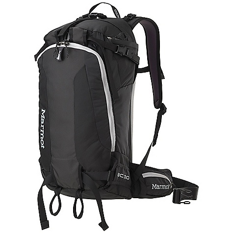 photo: Marmot Backcountry 30 winter pack
