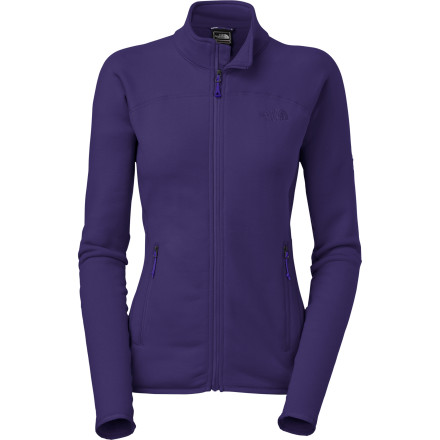photo: The North Face Women's Flux Power Stretch Jacket fleece jacket