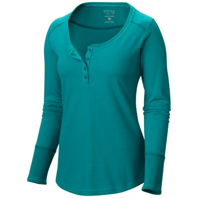 Mountain Hardwear Pindari Thermal Long Sleeve Henley