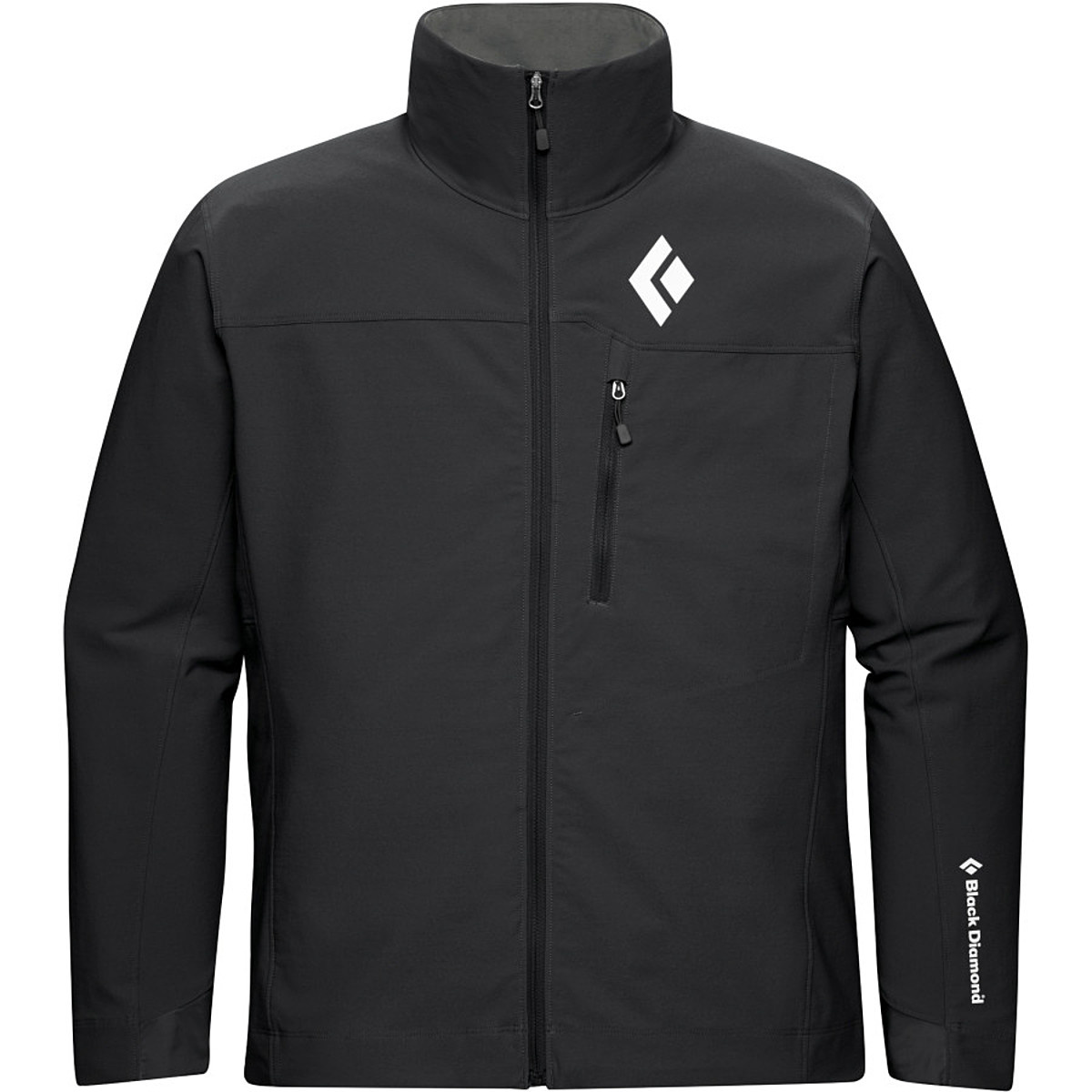 photo: Black Diamond BDV Jacket synthetic insulated jacket