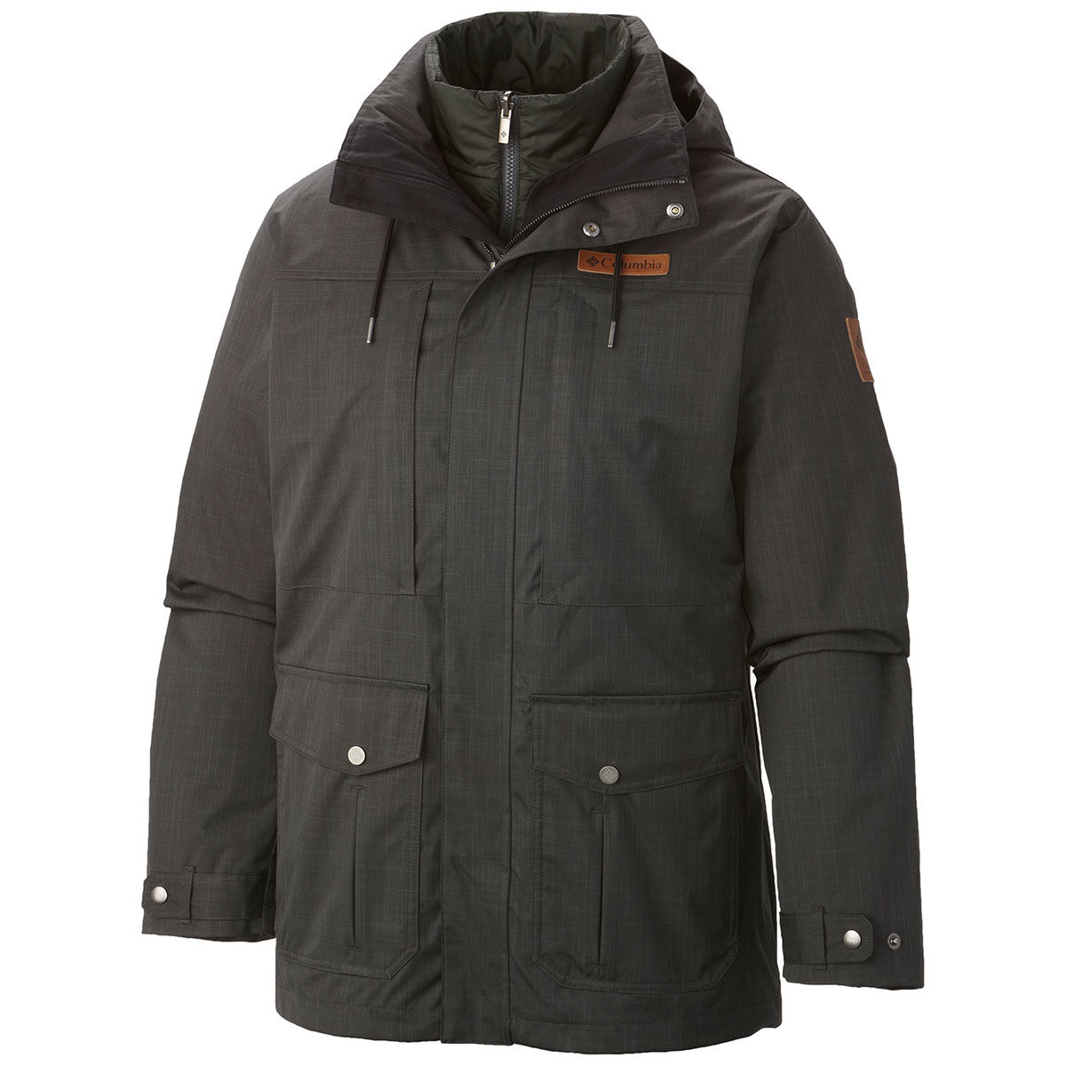 photo: Columbia Horizons Pine Interchange Jacket component (3-in-1) jacket