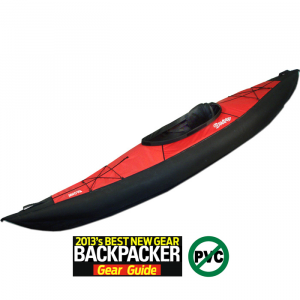 photo: Innova Kayaks Swing 1 Kayak inflatable kayak