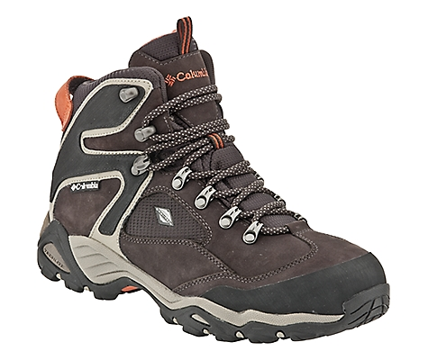 photo: Columbia Pole Creek Omni-Tech hiking boot
