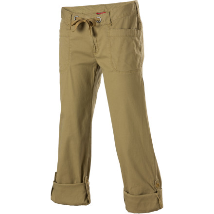 photo: The North Face Noble Stretch Rollup Pant hiking pant