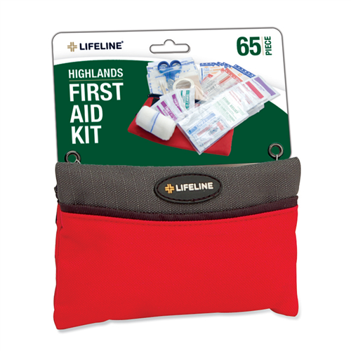 Lifeline Adventure First Aid Kit