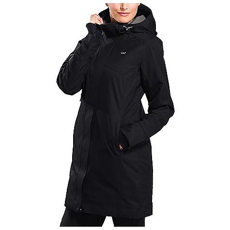 photo: Lole Clowdy Jacket synthetic insulated jacket