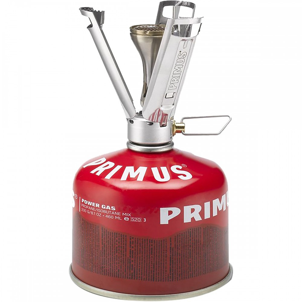 photo: Primus Firestick Ti compressed fuel canister stove