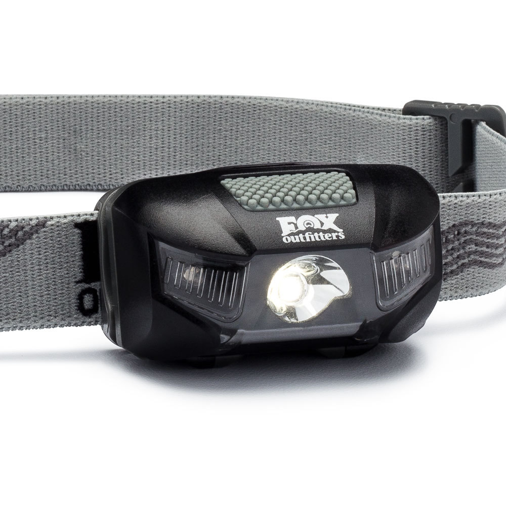 photo: Fox Outfitters Firefly headlamp