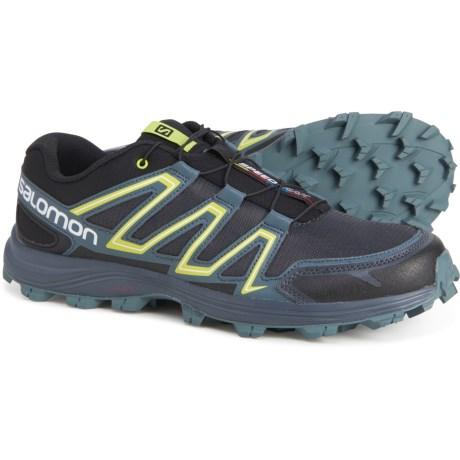 photo: Salomon Men's Speedtrak trail running shoe